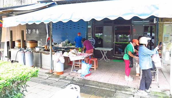 【台北美食】芝山岩阿婆肉包-沒有預約可能會撲空的神秘包子店