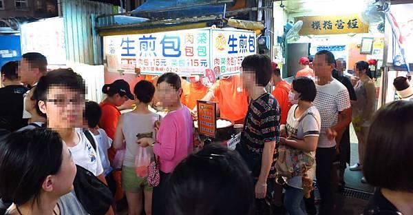 【台北美食】DSH大上海生煎包-觀光客最愛的生煎包