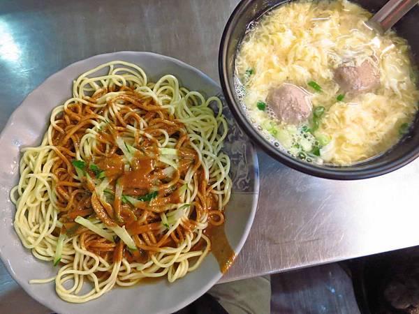 【新莊美食】虎記涼麵-平價又美味的涼麵