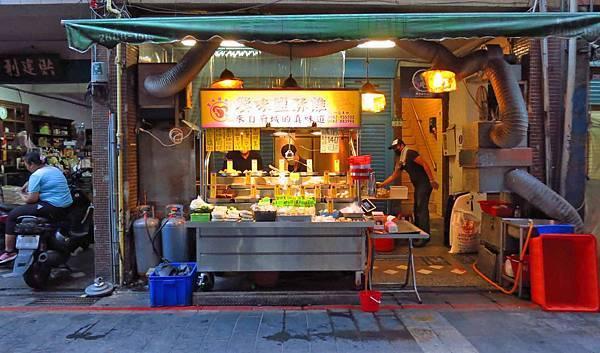 【台北美食】饗味鹹酥雞-士林夜市裡的超人氣鹹酥雞店