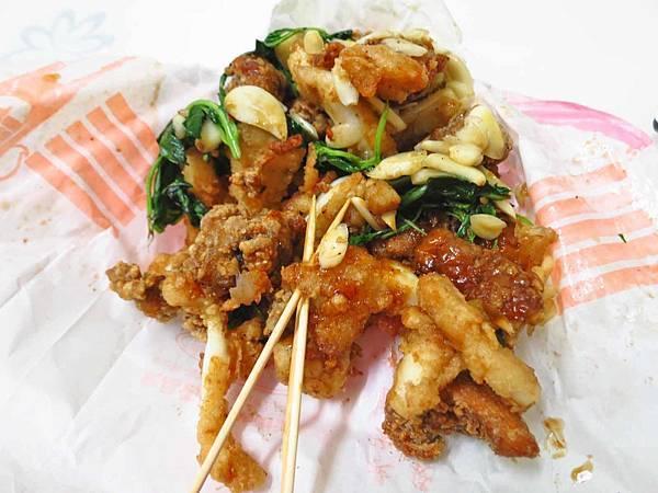 【板橋美食】老三輪車鹽酥雞-陪伴在地人從小吃到大的35年老店