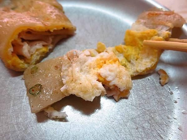 【桃園美食】桃鶯路無名手工蛋餅-附近人才知道的隱藏版早餐店