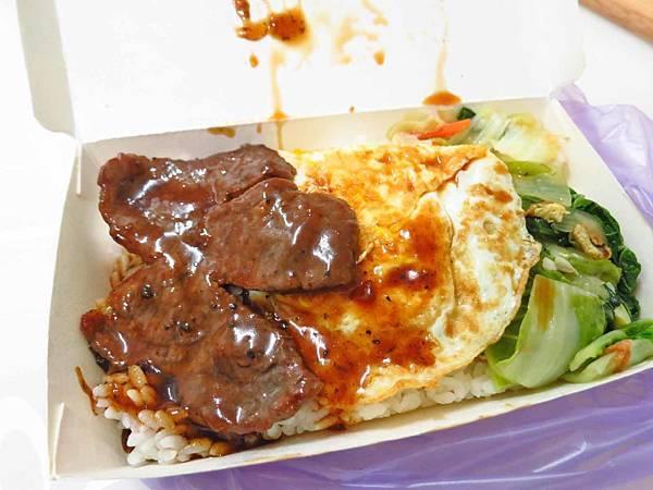 【蘆洲美食】鐵板898-美味又平價的鐵板便當