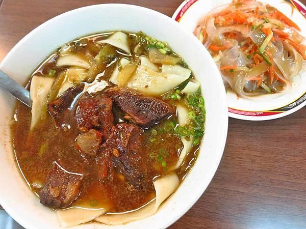 【台北美食】老山東牛肉麵-超過50年的牛肉麵老店