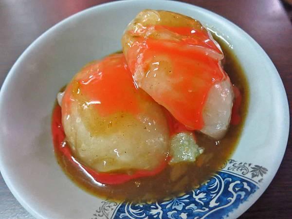 【新莊美食】真味肉圓-好吃又便宜的清蒸肉圓