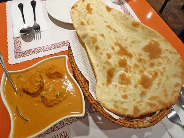 【台北美食】桂丁香印度料理Cloves & Cinnamon-士林夜市裡的印度咖哩餐廳