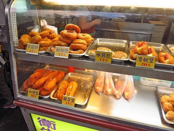 【台中美食】科博館水煎包-在地人最愛的下午茶水煎包