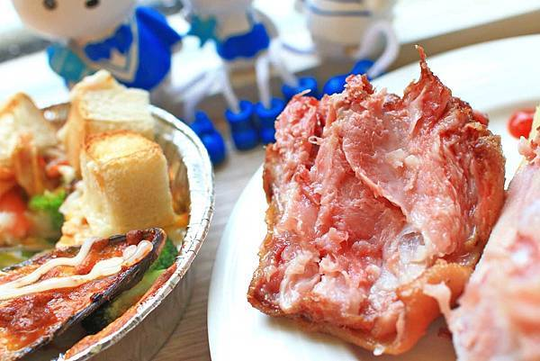 【台北美食】YumYum好吃好吃-厚度超過3公分的超厚切平價原肉牛排-公館捷運站
