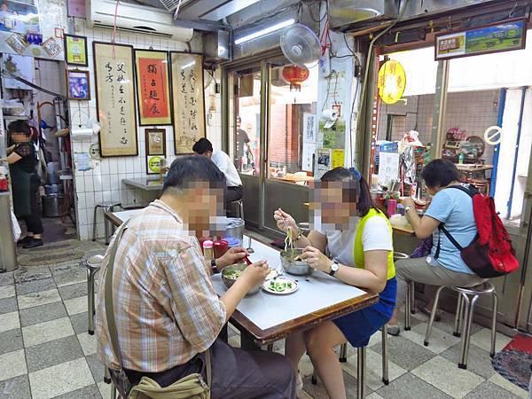 【台北美食】劉山東牛肉麵-隱身在不起眼巷弄裡的70年老店