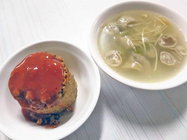 【台中美食】美村路魚市米糕-好吃又美味的巷弄米糕