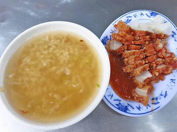【台北美食】葉家肉粥-網路超高評價的鹹粥店