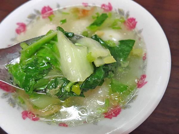 【台北美食】燕山鹹湯圓-馬階醫院旁的超強美食
