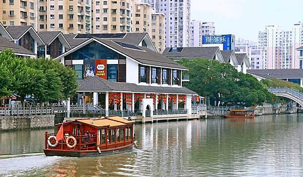 【溫州旅遊】南塘街、江心嶼、天一角,河川與大地古蹟之美