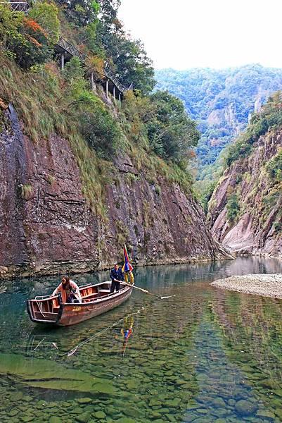 【溫州旅遊】石桅岩景區、蒼坡古村、楠溪江竹筏漂流-體驗楠溪江的風景水秀與古代文化村莊
