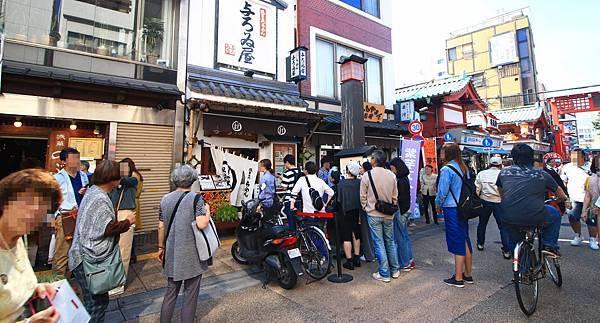 【東京美食】淺草名代拉麵 与ろゐ屋-使用梅子製成的拉麵湯頭不鹹又清爽