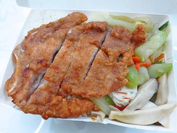 【三重美食】客旺排骨-令人迷著的美味排骨飯