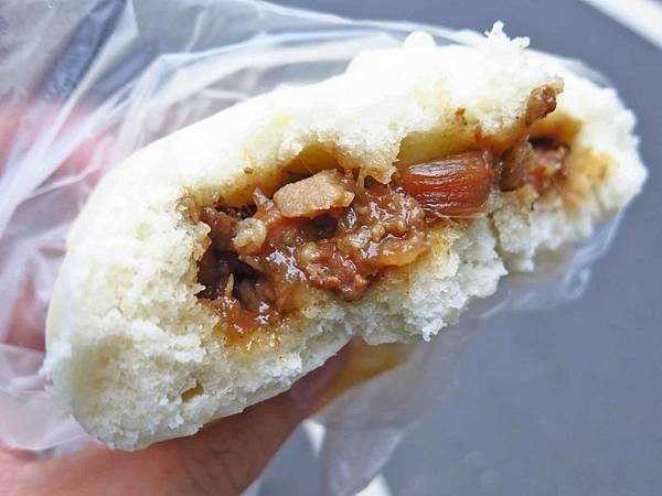 【台北美食】宏益水晶餃-口味獨特,美味的肉包