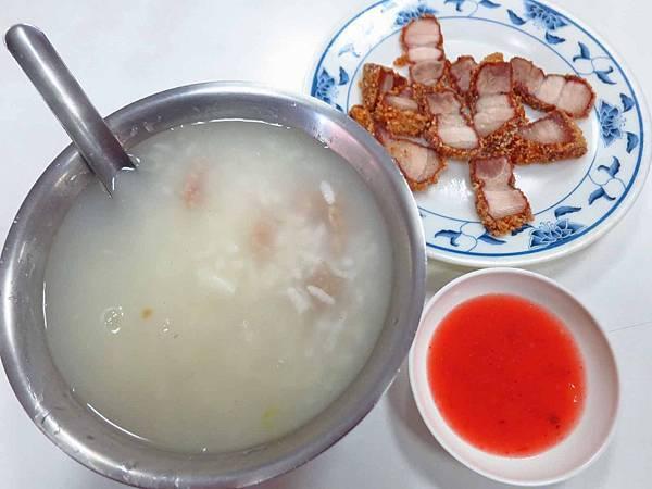 【三重美食】大同肉粥-內行人才知道的超美味銅板美食