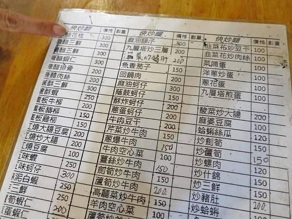 【蘆洲美食】無名炒麵店-份量極大的熱炒炒麵店