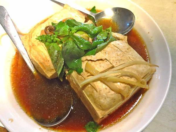【台北美食】臭老闆現蒸臭豆腐-口感極佳又不刺激的香噴噴臭豆腐