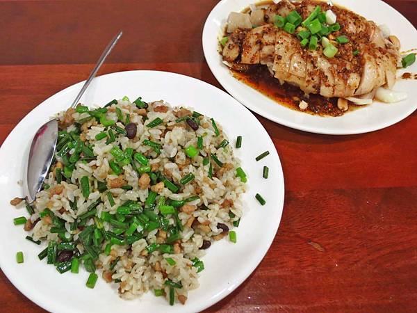 【台北美食】天金海鮮熱炒-美味的熱炒小吃店