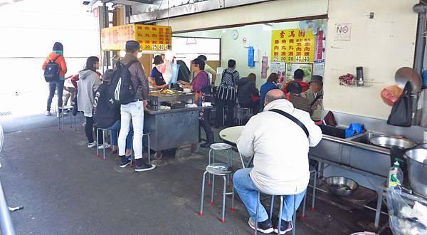 【台北美食】香滿園-網友讚不絕口的雙連捷運美食