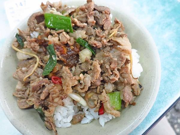 【新莊美食】新莊羊肉榮-美味的羊肉飯