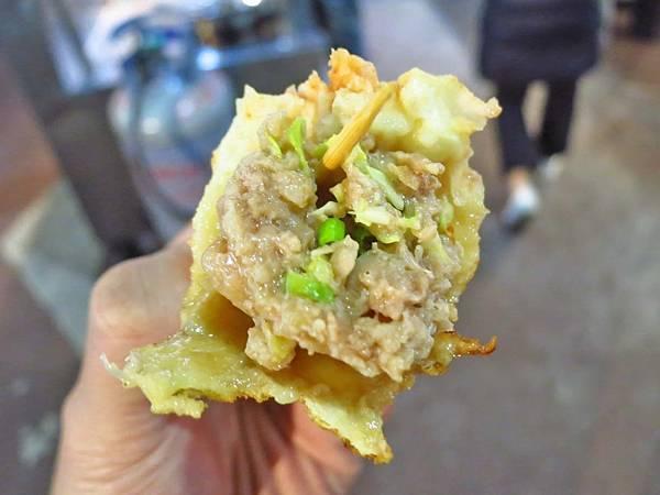 【台北美食】上海生煎包-皮薄內多汁的生煎包