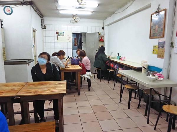 【台北美食】成都抄手麵食 China Dumpling Noodle-隱身在窄小巷弄市場裡的美食