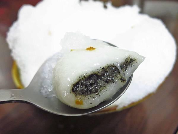 【台北美食】御品元冰火湯圓-令人著迷的桂花湯圓