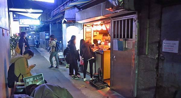 【台北美食】天神屋台-巷弄裡的日式炒麵麵包