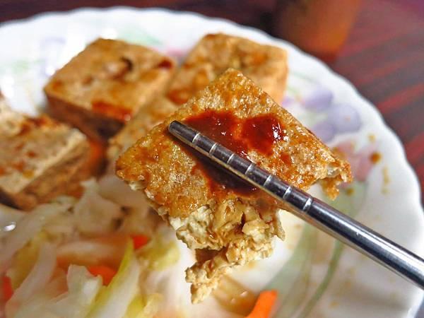 【台北美食】宋上好脆皮臭豆腐-低調不顯眼的美味臭豆腐