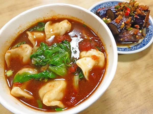 【台北美食】杜記麵館-滿滿番茄的牛肉麵