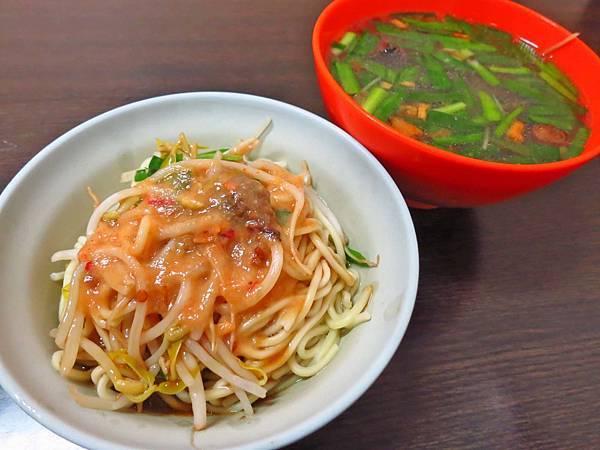 【蘆洲美食】鴨霸切仔麵-湯頭鮮甜的美味切仔麵