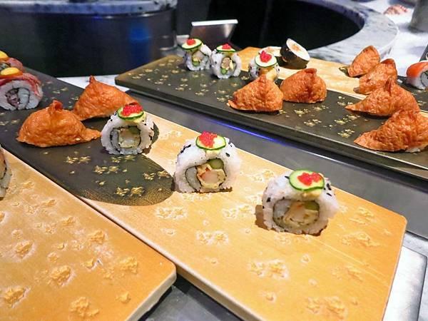 【台北美食】饗饗-干貝、握壽司、牛舌等高級食材無限量吃到飽