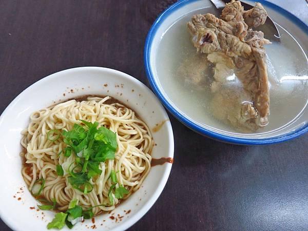 【蘆洲美食】饞傳統美食-入口即化的美味排骨湯
