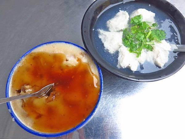 【台北美食】寧夏鄭記台南碗粿-道地口味的碗粿