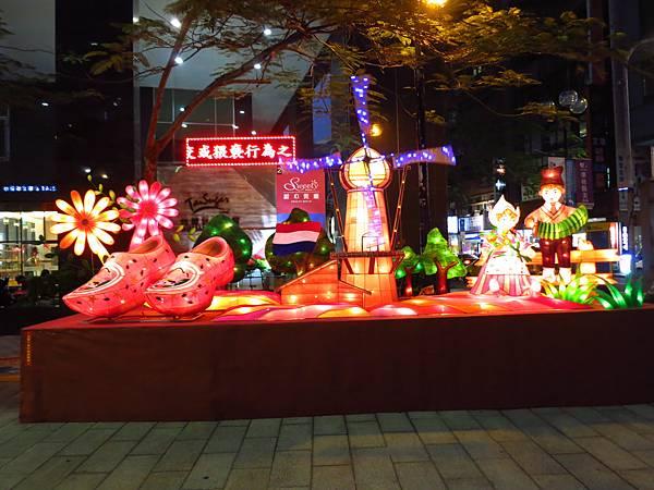 2018台北燈會-台北西門町花燈節活動詳細介紹