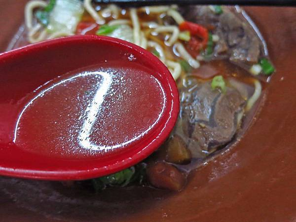 【蘆洲美食】巷口牛肉麵-美味的番茄牛肉麵