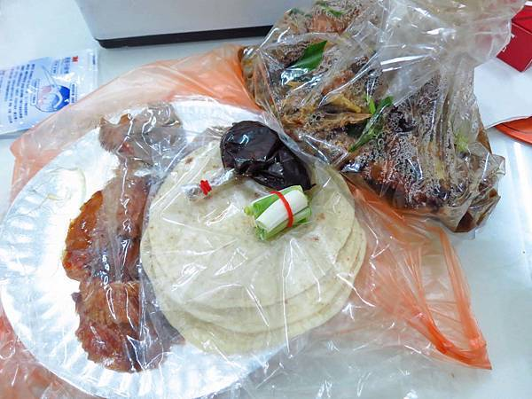 【三重美食】真好味北平烤鴨-吃了口齒留香的烤鴨