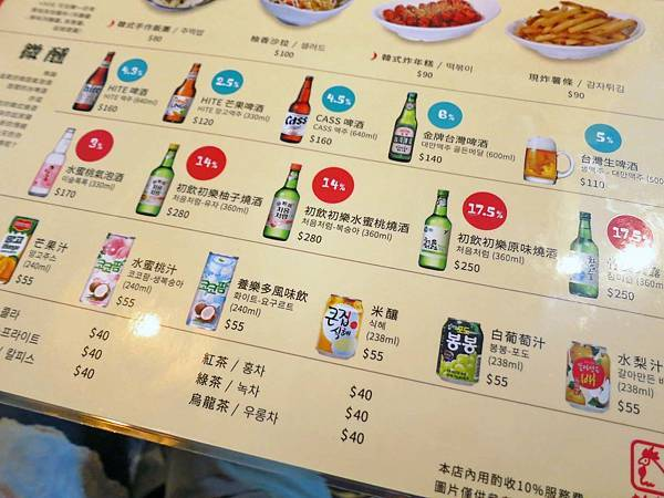 【台北美食】起家雞韓式炸雞-便宜的韓式炸雞店