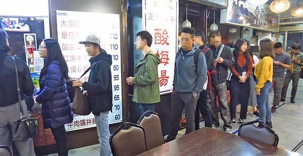 【台北美食】合歡刀削麵-南門市場必吃牛肉麵店