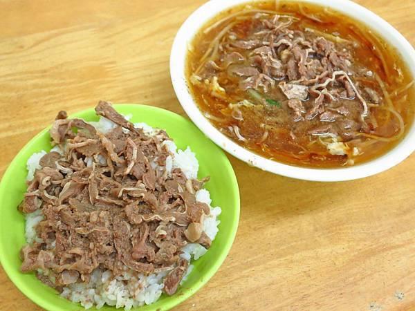 【台中美食】阿仁羊肉焿-40年老店的羊肉羹