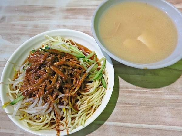 【台北美食】芝鄉涼麵-香濃順口不油膩的涼麵