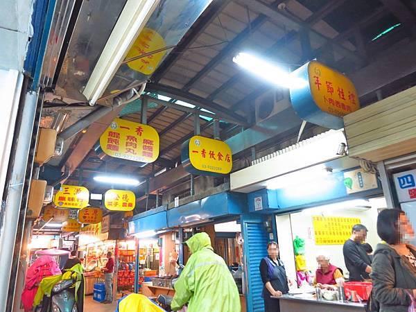 【宜蘭美食】一香飲食店-隱藏在熱鬧市場裡的美食