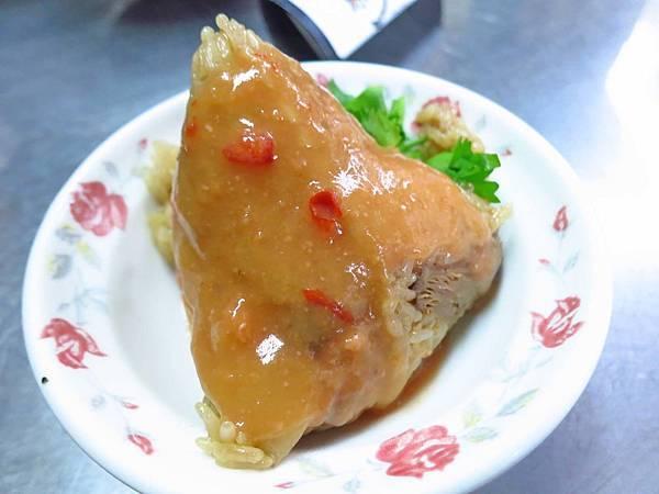 【宜蘭美食】肉粽李-超過60年老字號的肉粽店