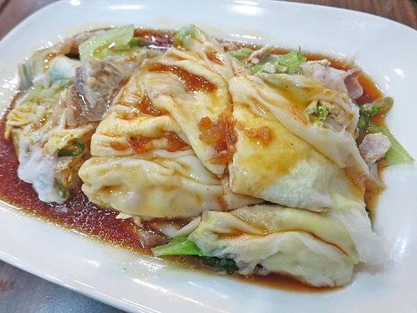 【台北美食】稻香石磨腸粉-非用餐時間也要等20分鐘以上