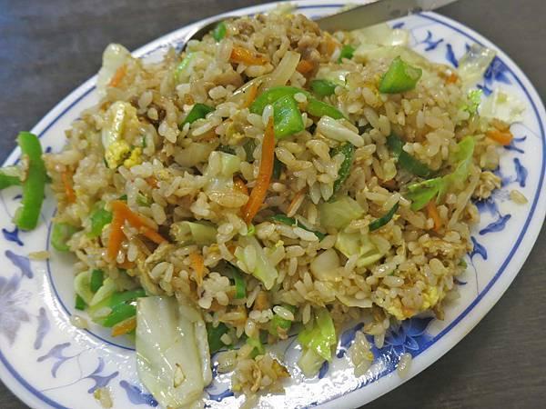 【台北美食】廣田麵館-美味又大份量的炒飯