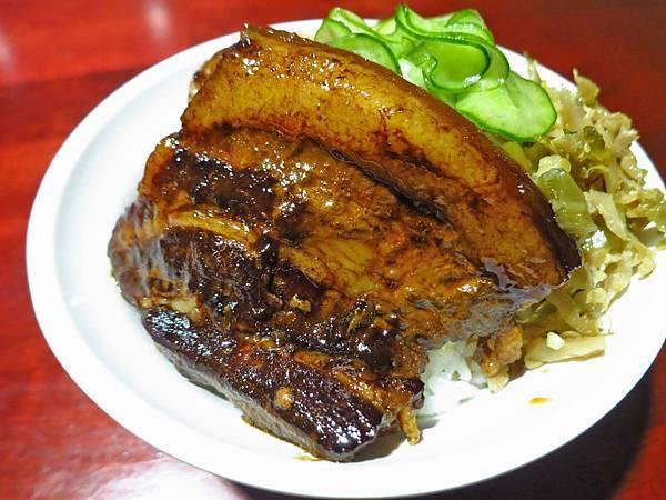 【台北美食】大稻埕魯肉飯-傳承60年的小吃店