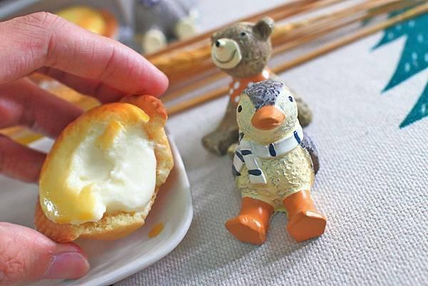 【台北美食】BAKE CHEESE TART-每秒即可賣出一個,是人氣不敗甜點之一